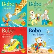 Maxi-Pixi-4er-Set 86: Bobo Siebenschläfer (4x1 Exemplar)