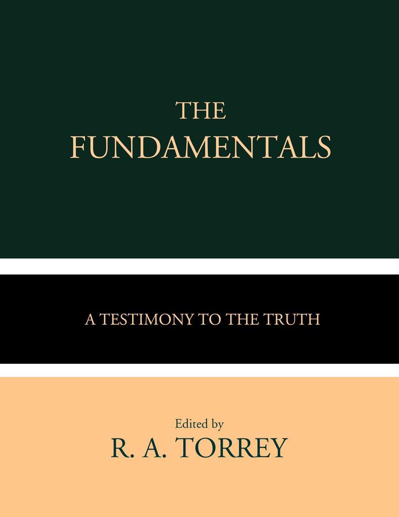 The Fundamentals als eBook epub