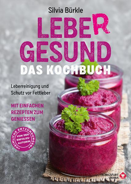 LebeR gesund - Das Kochbuch als Buch (gebunden)