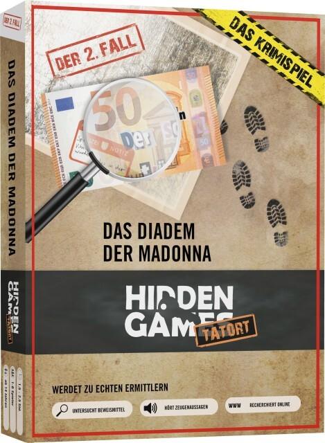Hidden Games Tatort - Das Diadem der Madonna (Fall 2) als Spielware
