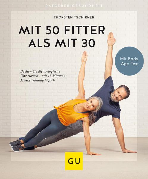 Mit 50 fitter als mit 30 als Buch (kartoniert)