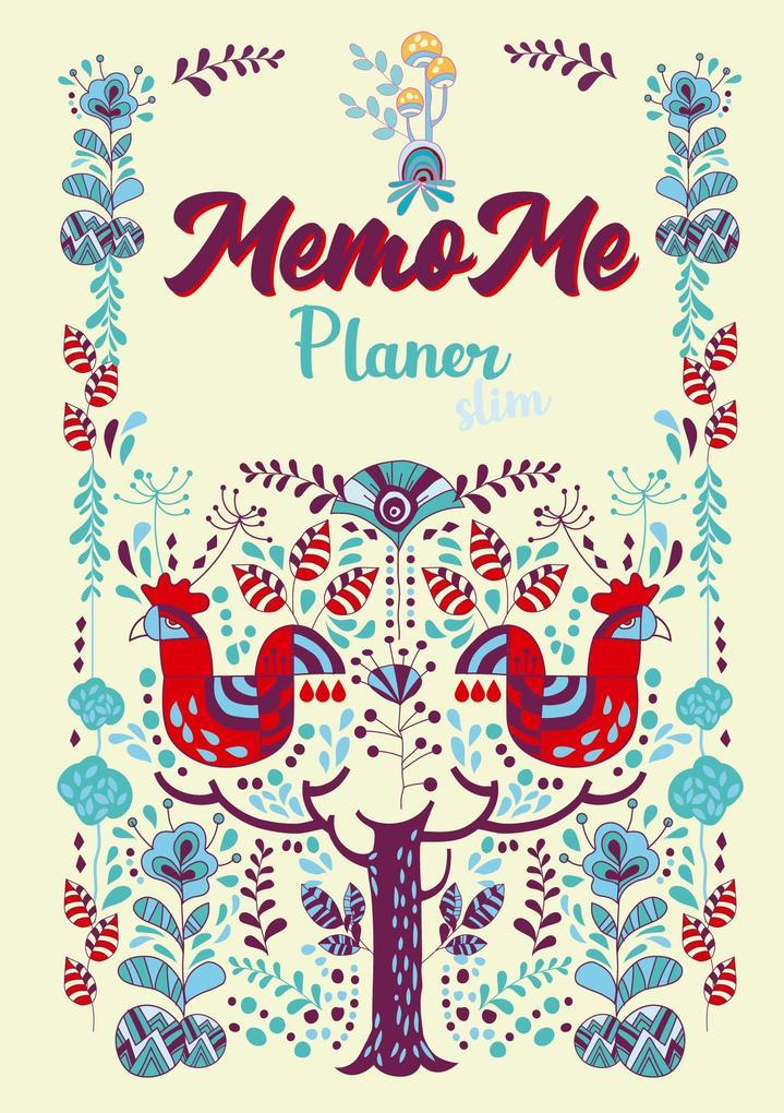 MemoME Planer free (slim) als Buch (kartoniert)