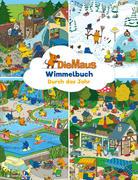 Maus Wimmelbuch - Durch das Jahr mit der Maus