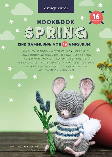HOOKBOOK Spring als Buch (kartoniert)