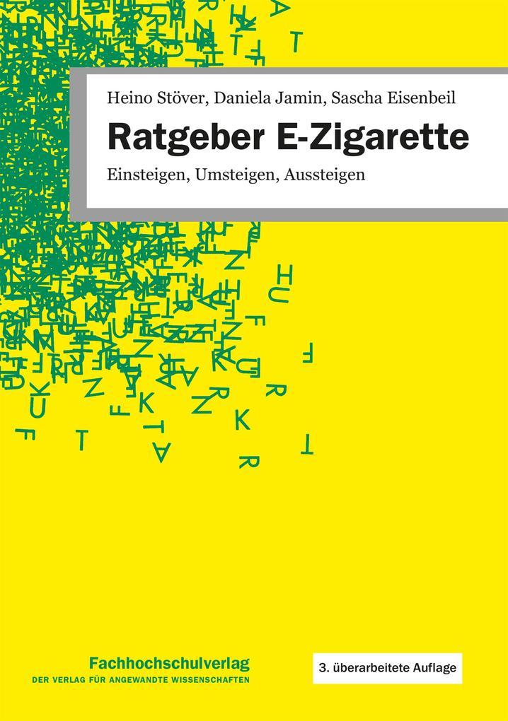 Ratgeber E-Zigarette als eBook epub