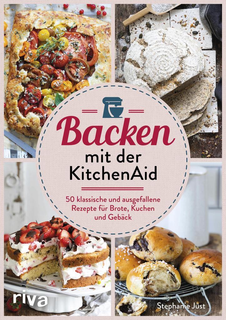 Backen mit der KitchenAid als eBook epub