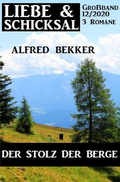 Der Stolz der Berge: Liebe & Schicksal Großband 12/2020 als Buch (kartoniert)