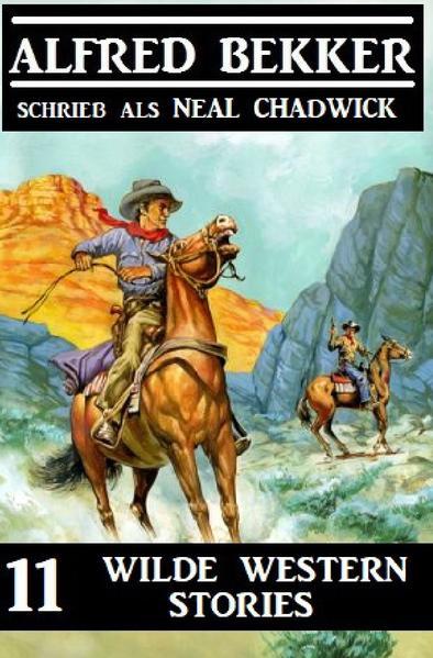 11 wilde Western Stories als Buch (kartoniert)