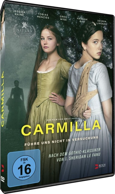 Carmilla als DVD