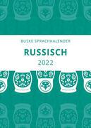 Sprachkalender Russisch 2022