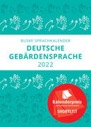 Sprachkalender der Deutschen Gebärdensprache 2022