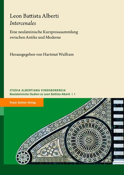 "Leon Battista Alberti: ""Intercenales"" als Buch (gebunden)"