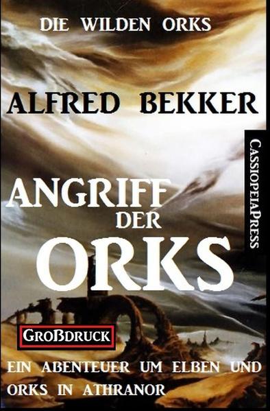 Angriff der Orks: Die wilden Orks 1 als Buch (kartoniert)