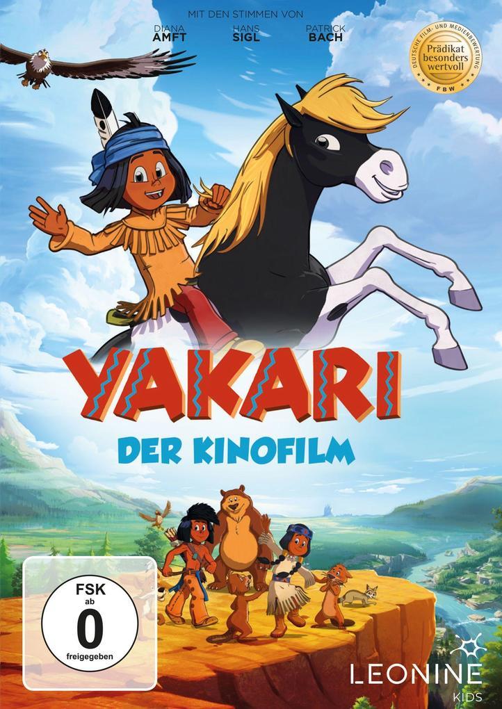 Yakari - Der Kinofilm als DVD