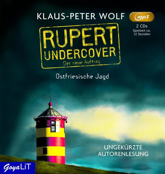 Rupert undercover. Ostfriesische Jagd als Hörbuch CD