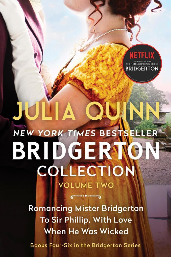 Bridgerton Collection Volume 2 als eBook epub