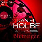Blutreigen - Ein Sabine-Kaufmann-Krimi, Band 5 (Ungekürzte Lesung)