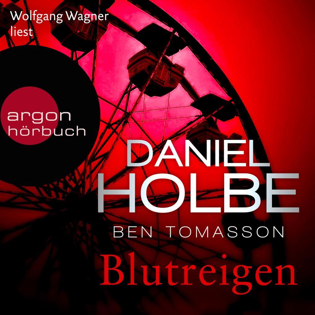 Blutreigen - Ein Sabine-Kaufmann-Krimi, Band 5 (Ungekürzte Lesung) als Hörbuch Download