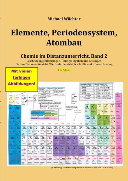 Elemente Periodensystem Atombau als Buch (kartoniert)