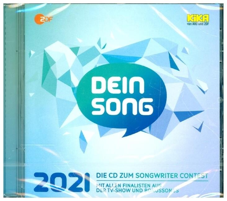 Dein Song 2021 als CD