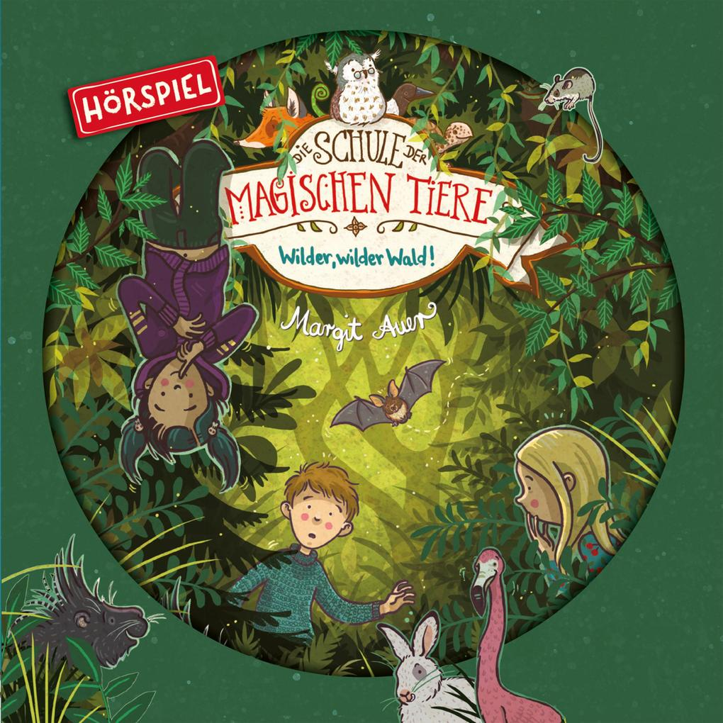 11: Wilder, wilder Wald! als Hörbuch Download