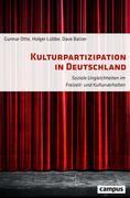Kulturpartizipation in Deutschland