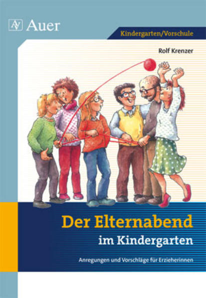 Der Elternabend im Kindergarten als Buch (geheftet)