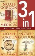 Die Medicus-Saga Band 1-3: - Der Medicus / Der Schamane / Die Erben des Medicus (3in1-Bundle)
