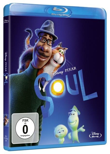 Soul als Blu-ray