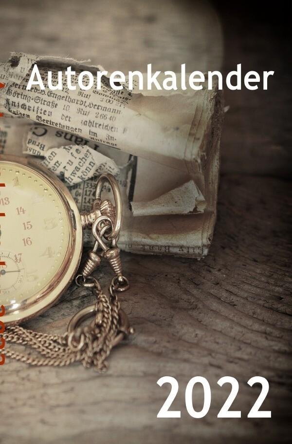 2022 Autorenkalender der Textgemeinschaft als Buch (kartoniert)