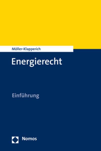 Energierecht als Buch (kartoniert)