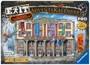 Ravensburger 18958 - EXIT Adventskalender pro - Das verrückte Zeitreisemuseum - 24 Rätsel für EXIT-B