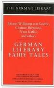 German Literary Fairy Tales