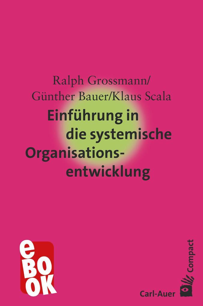 Einführung in die systemische Organisationsentwicklung als eBook epub