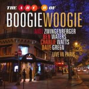 The A, B, C & D Of Boogie Woogie: Live In Paris (CD Digipak) als CD
