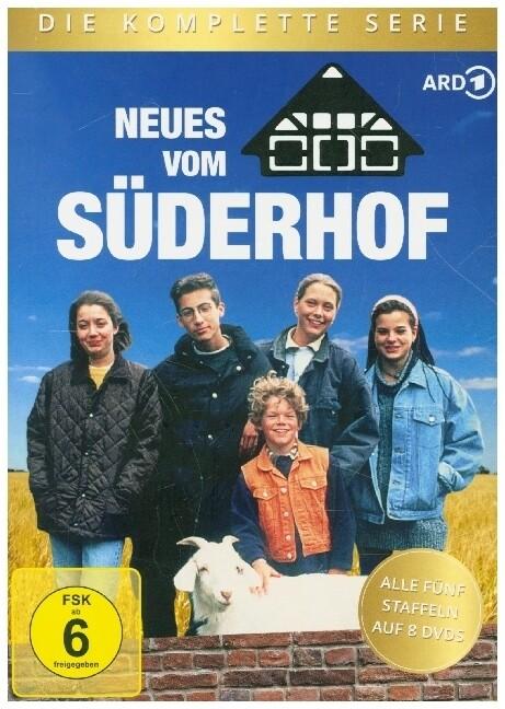Neues vom Süderhof als DVD