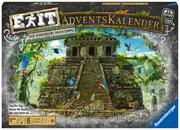 EXIT Adventskalender - Der verborgene Mayatempel - 24 Rätsel für EXIT-Begeisterte ab 10 Jahren