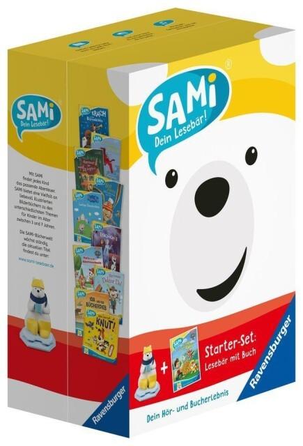 Starter-Set SAMi - dein Lesebär. Paw Patrol als Spielware