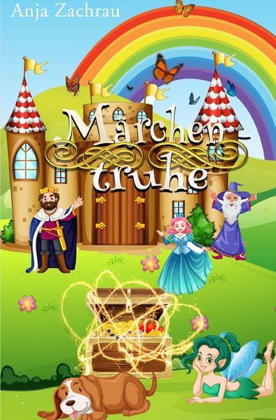 Märchentruhe als Buch (kartoniert)