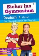 [Sicher ins Gymnasium Deutsch 4. Klasse]