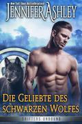Die Geliebte des schwarzen Wolfes (Shifters Unbound, #11)