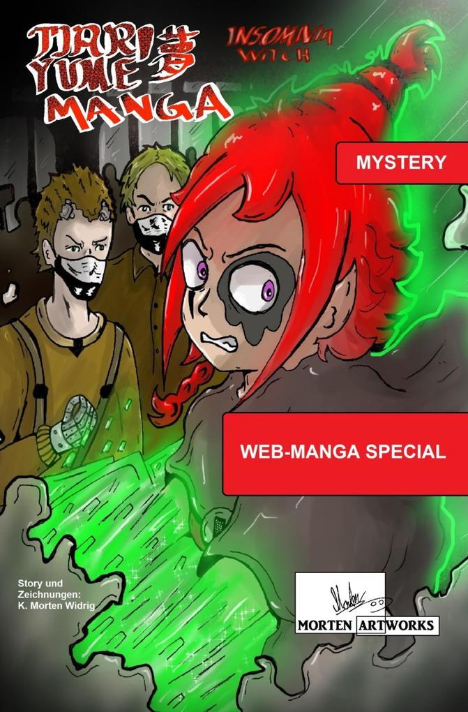 Tjari Yume Manga: Insomnia Witch - Web-Manga Special als eBook epub