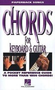 Chords for Keyboard and Guitar