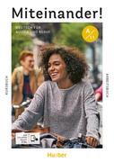 Miteinander! Deutsch für Alltag und Beruf A1.1. Kursbuch + Arbeitsbuch plus interaktive Version