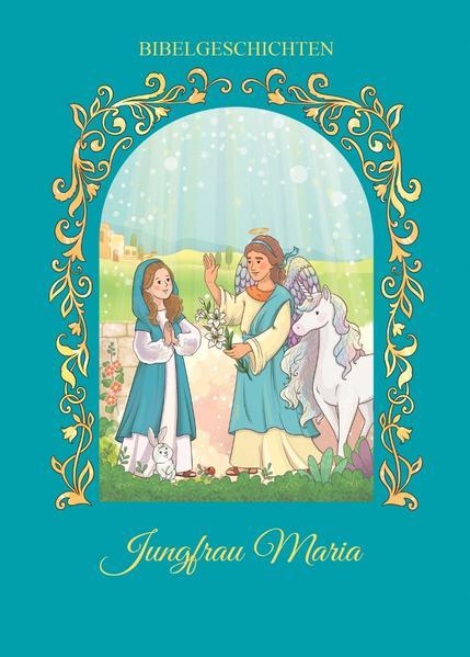 Jungfrau Maria als Buch (kartoniert)