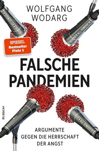 Falsche Pandemien als Buch (kartoniert)