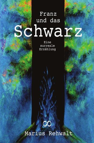 Franz und das Schwarz als Buch (kartoniert)