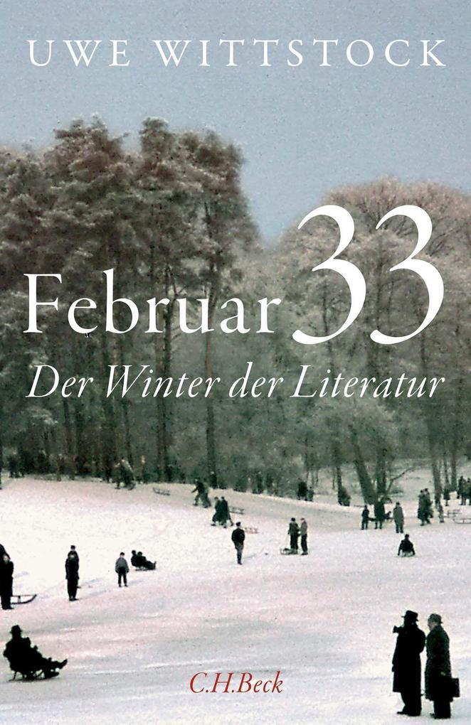 Februar 33 als Buch (gebunden)