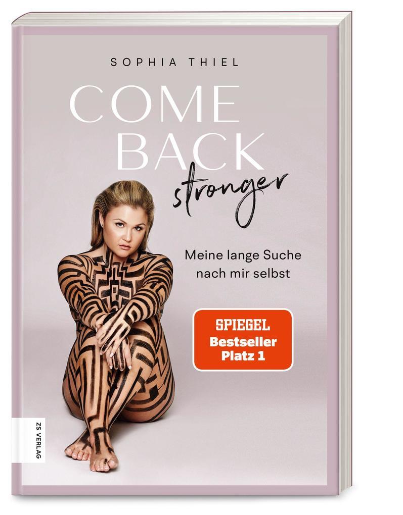 Come back stronger als Buch (kartoniert)