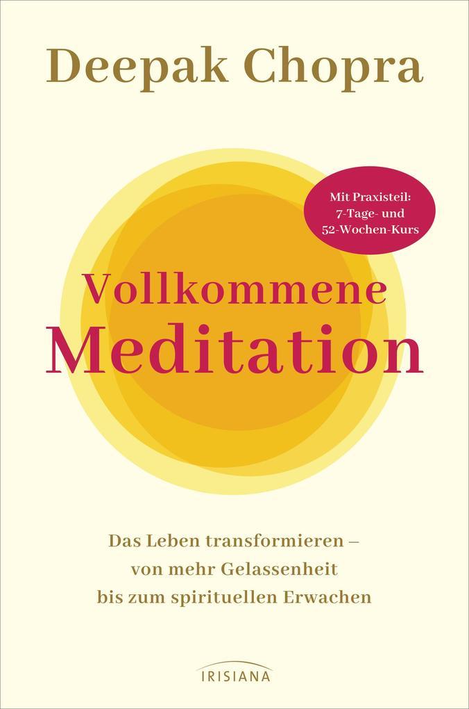 Vollkommene Meditation als eBook epub